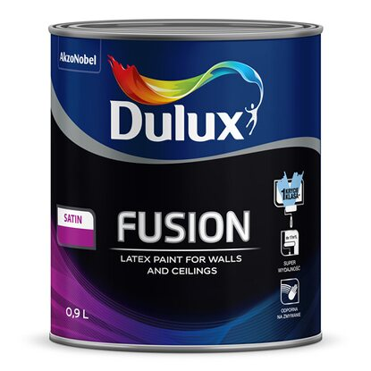 Dulux Fusion Baza Satin medium 0,86 l