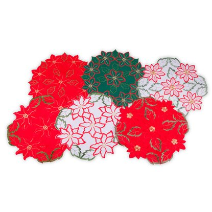 Serwetka Holly 30 cm x 30 cm mix