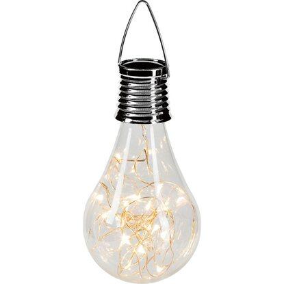 OBI Lampka solarna żarówka 20 x LED