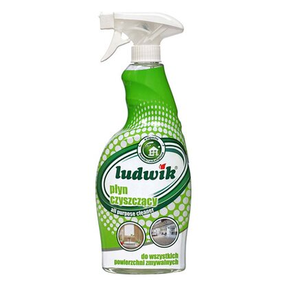 Ludwik płyn czyszczący  all purpose cleaner 750ml