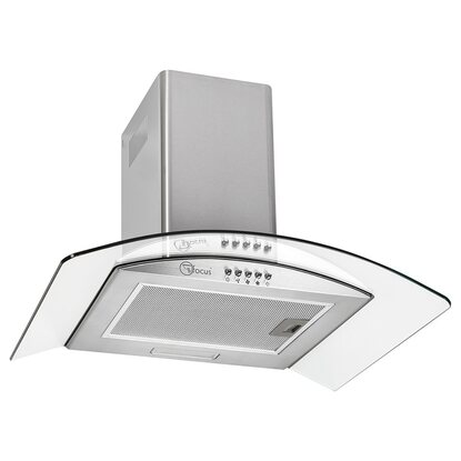 Focus Okap kominowy Essenza 60 inox