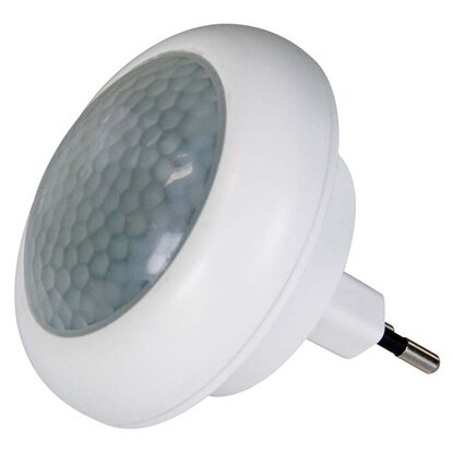 Emos Lampka nocna LED do gniazdka 230V, 8x LED