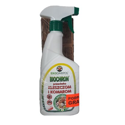 Biochron spray na komary 550 ml