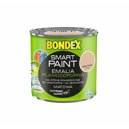 Bondex Emalia Smart Paint Babka z piasku 200 ml