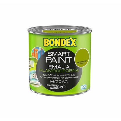 Bondex Emalia Smart Paint aby do wiosny 200 ml