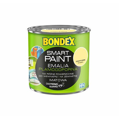 Bondex Emalia Smart Paint dziury w serze 200 ml