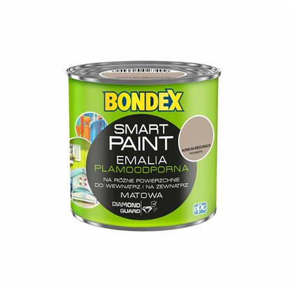 Bondex Emulsja Smart Paint Konik na biegunach 200 ml