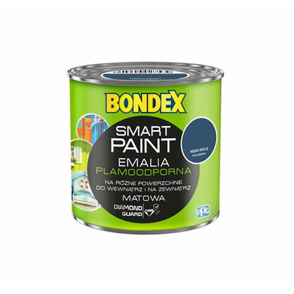 Bondex Emalia Smart Paint niebo nocą 200 ml