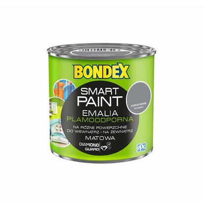 Bondex Emalia Smart Paint o wilku mowa 200 ml