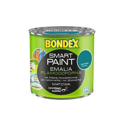 Bondex Emalia Smart Paint Pawie pióro 200 ml