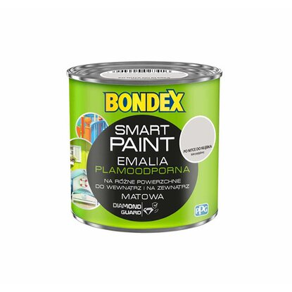 Bondex Emalia Smart Paint Po nitce do kłębka 200 ml