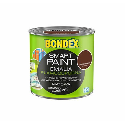 Bondex Emalia Smart Paint Serce z piernika 200 ml