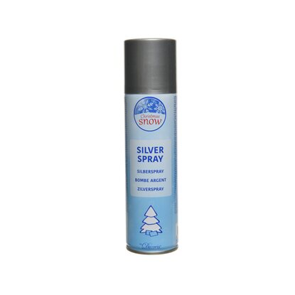 Spray srebrny 150ml