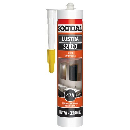 Soudal Klej do luster 47A 280 ml