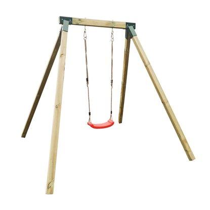 4IQ Huśtawka Hektor pojedyncza 223 cm x 264 cm wys.: 228 cm