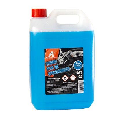 Płyn do spryskiwaczy zimowy 4L