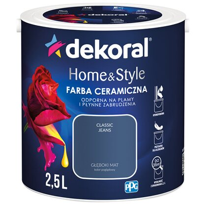 Dekoral Emulsja Home & Style classic jeans 2,5 l