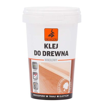 Dragon Klej do drewna 200 ml