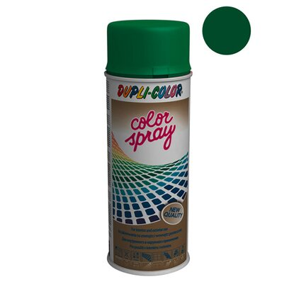 Dupli-Color Lakier ColorSpray zielony 150 ml