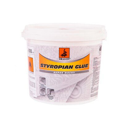 Dragon Klej Styropian Glue 800 ml
