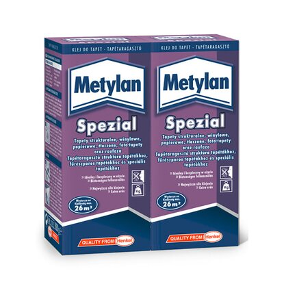Metylan Klej do tapet Spezial 2 x 200 g