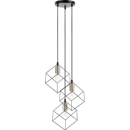 Obi Lighting Lampa sufitowa Cubo 3x40W E27