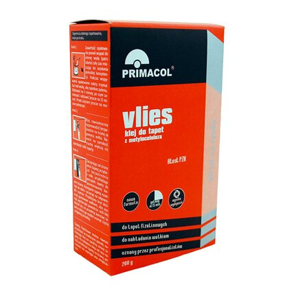 Primacol Klej do tapet Vlies 200 g