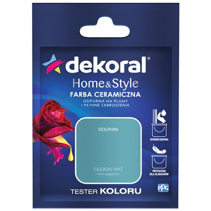 Dekoral Tester koloru Home & Style dolphin 30 ml
