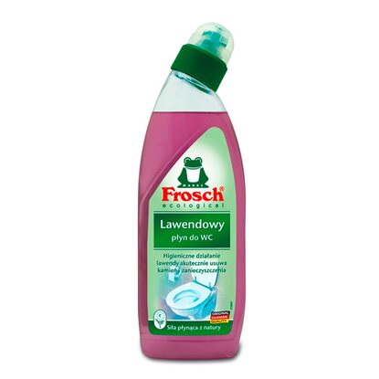 Frosch Płyn do WC lawendowy 750 ml