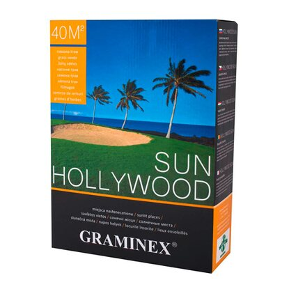 Graminex  Mieszanka traw Hollywood Sun 1 kg