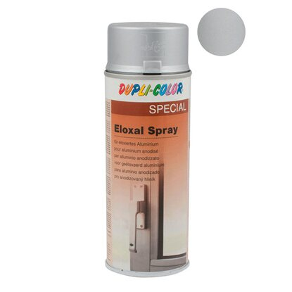Dupli-Color Lakier ColorSpray Eloxal srebrny 400 ml