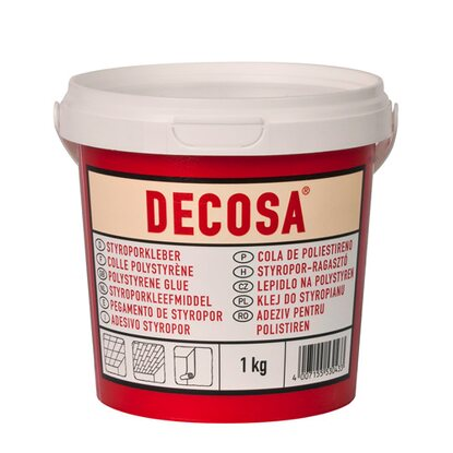 Decosa Klej do styropianu 1 kg