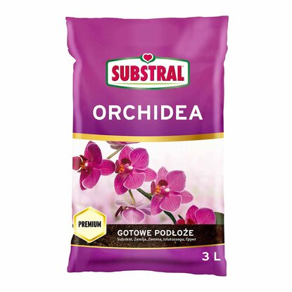 Substral Podłoże do orchidei 3 L