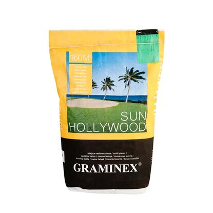 Graminex Mieszanka traw Hollywood Sun 4 kg