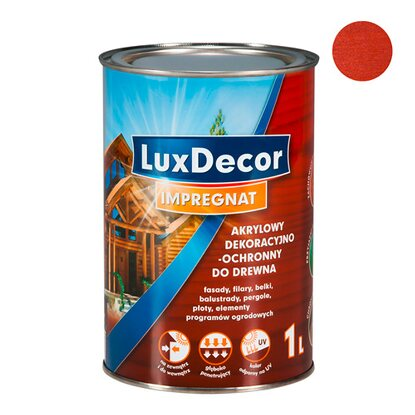 LuxDecor Impregnat do drewna cedr 1 l