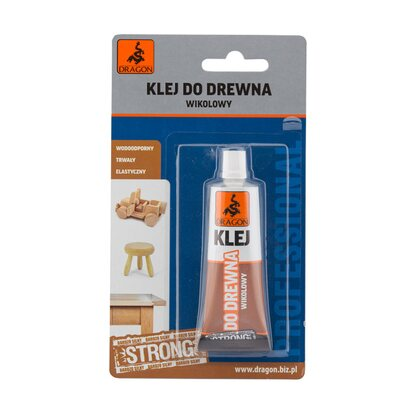 Dragon Klej do drewna 25 ml