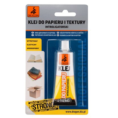 Dragon Klej do papieru i tektury - introligatorski 25 ml