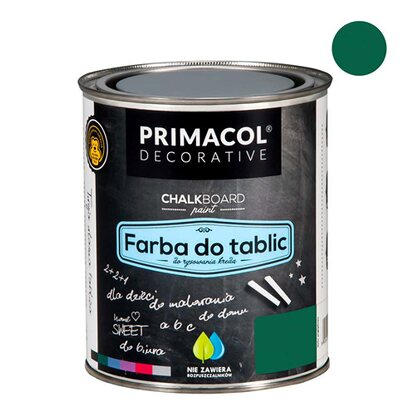 Primacol Farba do tablic zielona 750 ml