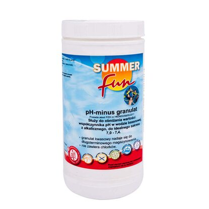 Summer Fun PH Minus granulat 1,5 kg