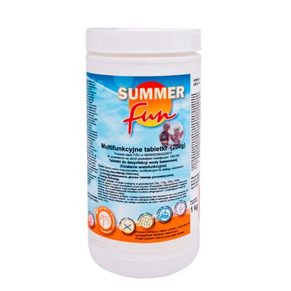 Summer Fun Chemochlor T multitabletki 200 g 1 kg