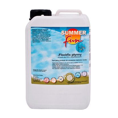 Summer Fun Flockfix płynny 3 l
