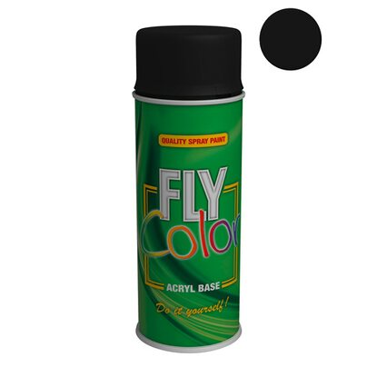 Dupli-Color Lakier FLY Color RAL 9005 400 ml