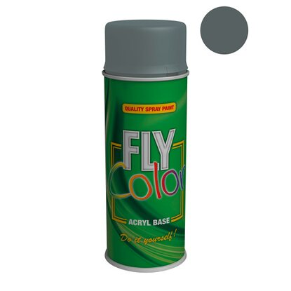 Dupli-Color Lakier FLY Color RAL 7037 400 ml