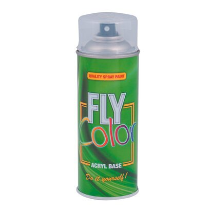 Dupli-Color Lakier FLY Color bezbarwny 400 ml