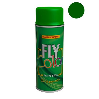 Dupli-Color Lakier FLY Color RAL 6018 400 ml