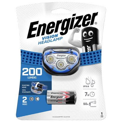Energizer Latarka Headlight 2 LED czołowa