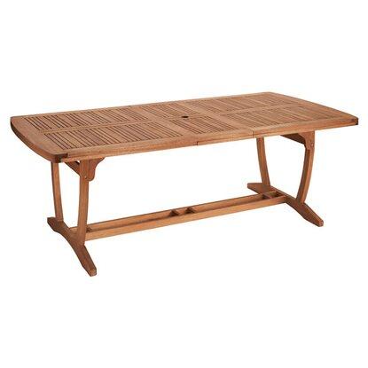 Stół rozkładany Chelsea dł. 2,2-3 m eukaliptus