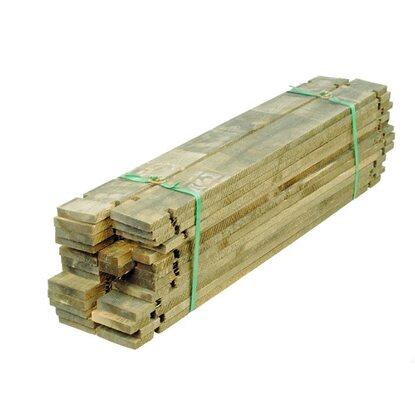 Delta Gartenholz Kompostownik drewniany brąz 90 cm x 90 cm x 70 cm