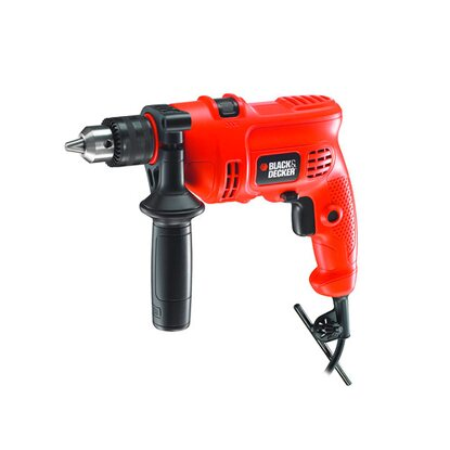 Black+Decker Wiertarka udarowa KR504RE-XK 500 W
