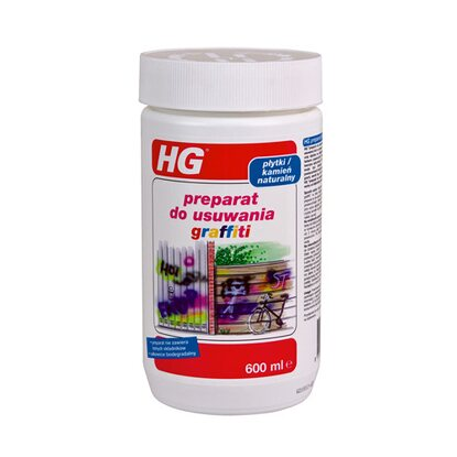 Hg Preparat do usuwania graffiti 600 ml